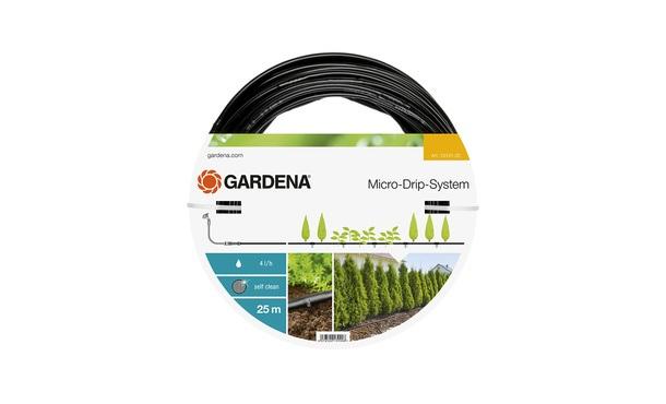 Gardena uitbreidingsset voor 25m rijplanten • Gras en Groen Winkel