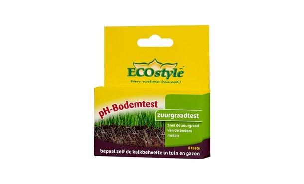 ECOstyle pH-Bodemtest • Gras en Groen Winkel