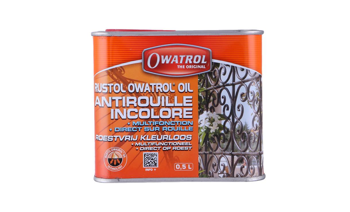 Cortenstaal vernis 0,5 liter • Gras en Groen Winkel