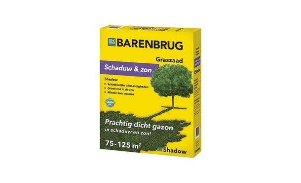 Barenbrug Schaduw & Zon 2,5 kg • Gras en Groen Winkel