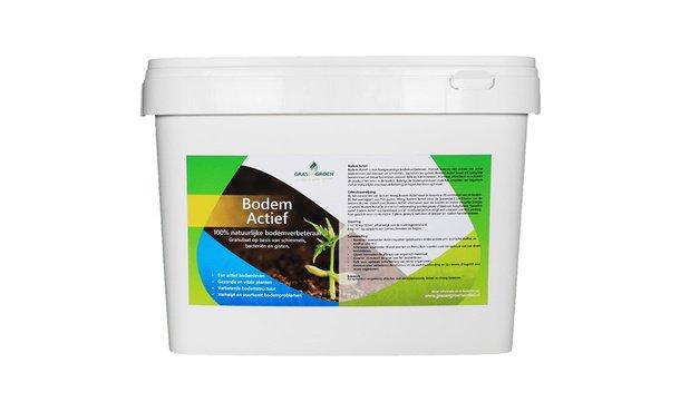 Bodem Actief 15 kg • Gras en Groen Winkel
