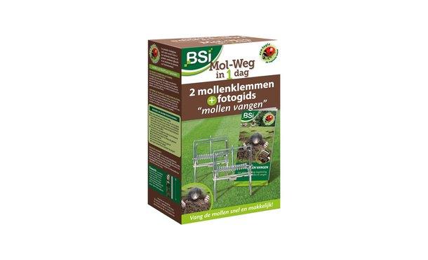 Mollen weg 2 klemmen • Gras en Groen Winkel
