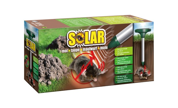 BSI Solar mol mollenverjager • Gras en Groen Winkel
