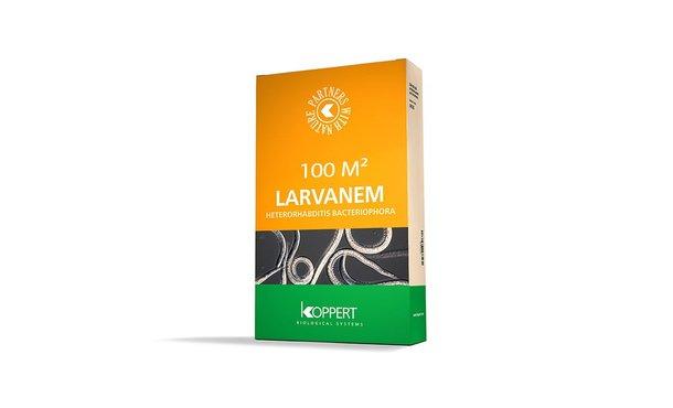 Larvanem engerlingen 100 m² • Gras en Groen Winkel