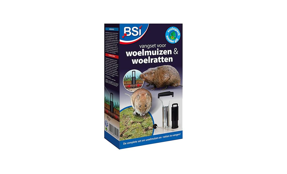 Woelmuisval + Toolkit • Gras en Groen Winkel